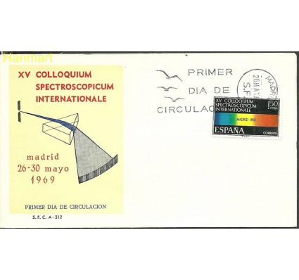 Hiszpania 1969 Mi 1812b FDC