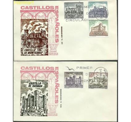 Hiszpania 1970 Mi 1866-1870 FDC