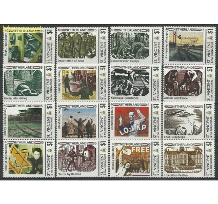 Znaczek Saint Vincent i Grenadyny 2011 Mi per6905(9-24) Czyste **