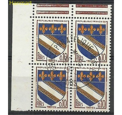 Znaczek Francja 1970 Mi marvie1420ya Stemplowane