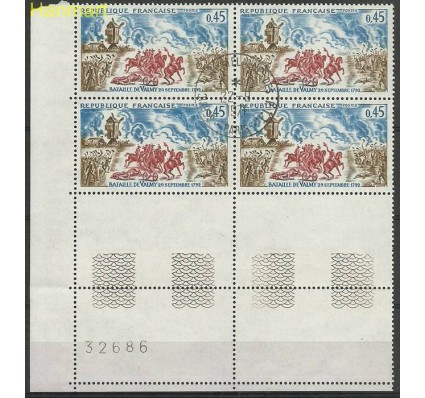 Znaczek Francja 1971 Mi marvie1767 Stemplowane