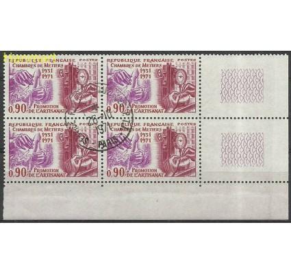 Francja 1971 Mi marvie1768 Stemplowane