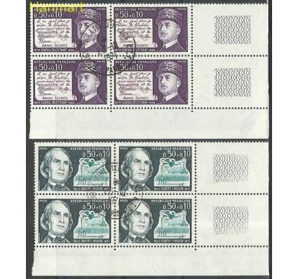 Znaczek Francja 1971 Mi marvie1769-1770 Stemplowane