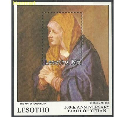 Znaczek Lesotho 1988 Mi bl 57 Czyste **