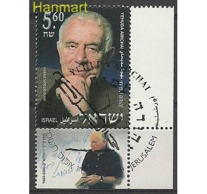 Izrael 2001 Mi 1642 Stemplowane