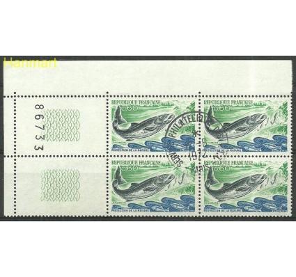 Francja 1972 Mi marvie1794 Stemplowane