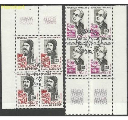 Znaczek Francja 1972 Mi marvie1799-1780 Stemplowane