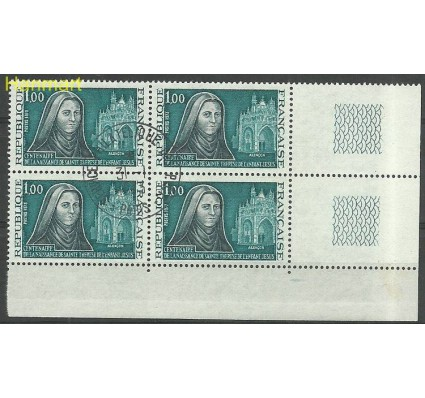 Francja 1973 Mi marvie1817 Stemplowane