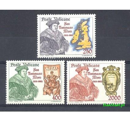Znaczek Watykan 1985 Mi 870-872 Czyste **