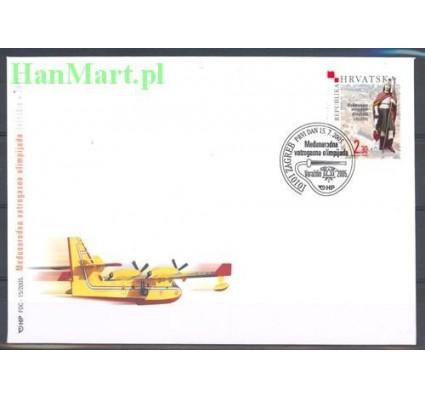 Chorwacja 2005 Mi 733 FDC