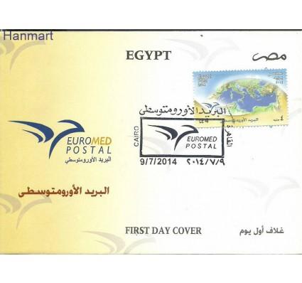 Egipt 2014 Mi 2523 FDC