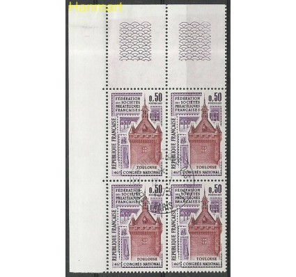 Znaczek Francja 1973 Mi marvie1840 Stemplowane