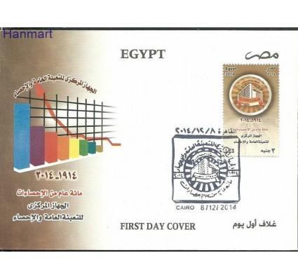 Egipt 2014 Mi 2536 FDC