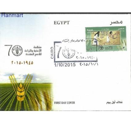 Znaczek Egipt 2015 Mi 2560 FDC