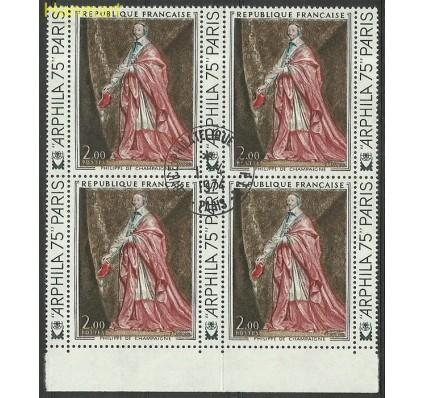 Francja 1974 Mi marvie1867 Stemplowane