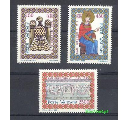 Znaczek Watykan 1985 Mi 873-875 Czyste **