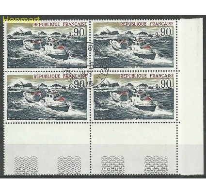 Francja 1974 Mi marvie1871b Stemplowane