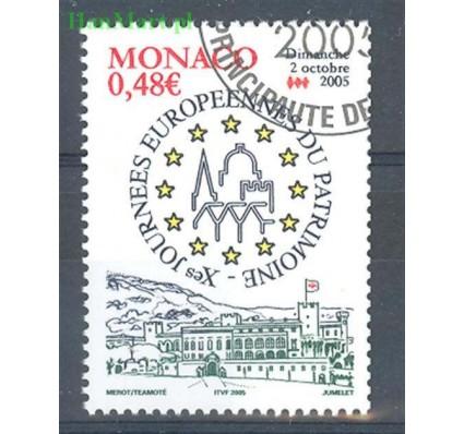 Znaczek Monako 2005 Mi 2760 Stemplowane