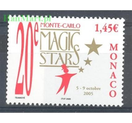 Monako 2005 Mi 2761 Czyste **
