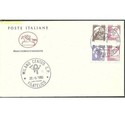 Włochy 1980 Mi par1725-1727b FDC