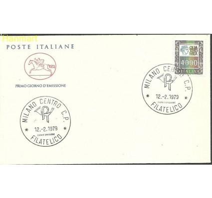 Włochy 1979 Mi 1644 FDC