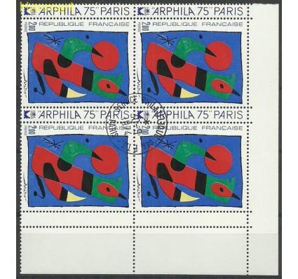 Znaczek Francja 1974 Mi marvie1885 Stemplowane