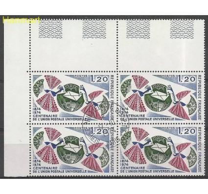 Francja 1974 Mi marvie1887 Stemplowane