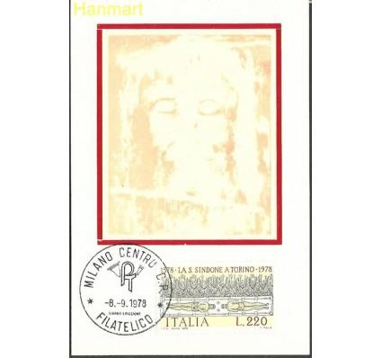 Włochy 1978 Mi 1623 Karta Max