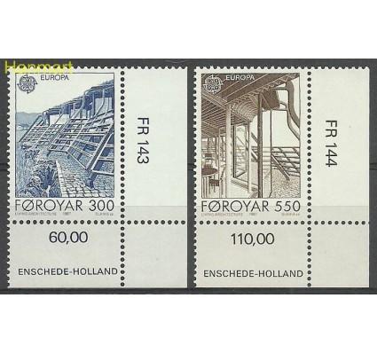 Wyspy Owcze 1987 Mi 149-150 Czyste **