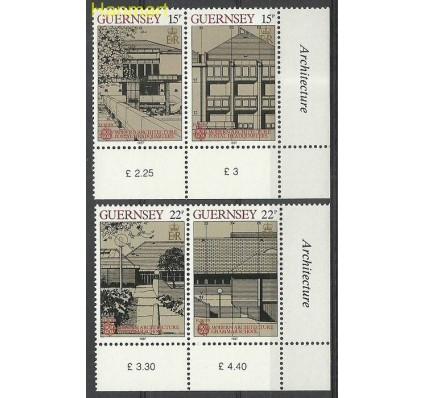 Guernsey 1987 Mi 389-392 Czyste **