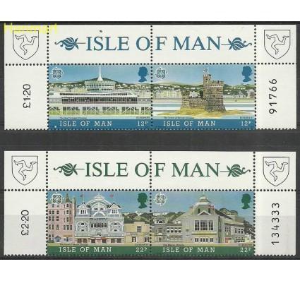 Wyspa Man 1987 Mi 335-338 Czyste **