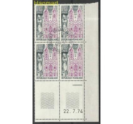 Znaczek Francja 1974 Mi marvie1891b Stemplowane