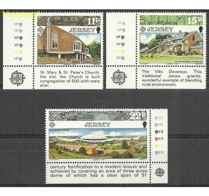 Znaczek Jersey 1987 Mi 405-407 Czyste **