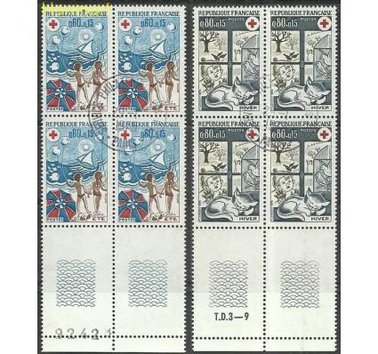 Znaczek Francja 1974 Mi 1898-1899 Stemplowane