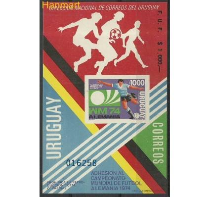 Znaczek Urugwaj 1974 Mi abo1304 Czyste **