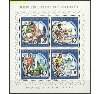 Znaczek Gwinea 1993 Mi ark1458-1461 Czyste **