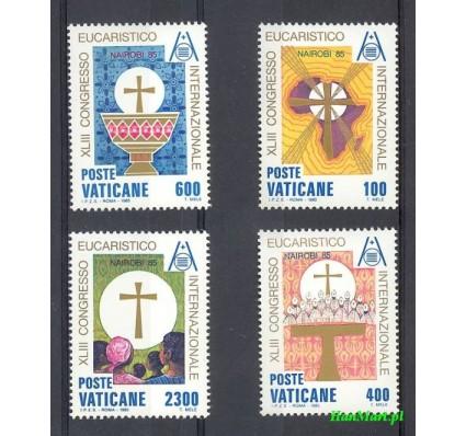 Watykan 1985 Mi 876-879 Czyste **