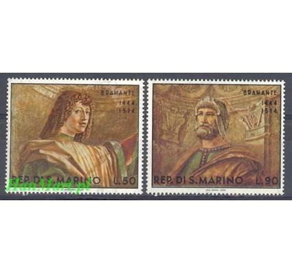 San Marino 1969 Mi 927-928 Czyste **