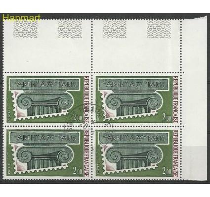 Francja 1975 Mi marvie1912 Stemplowane