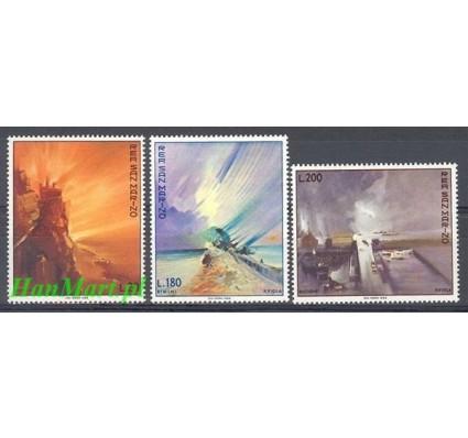 San Marino 1969 Mi 936-938 Czyste **