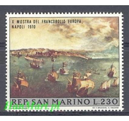 Znaczek San Marino 1970 Mi 954 Czyste **