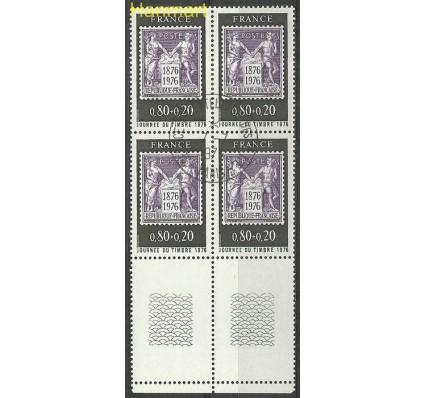 Znaczek Francja 1976 Mi marvie1956b Stemplowane
