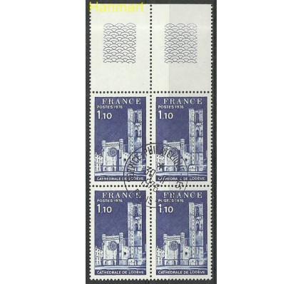 Znaczek Francja 1976 Mi marvie1999 Stemplowane