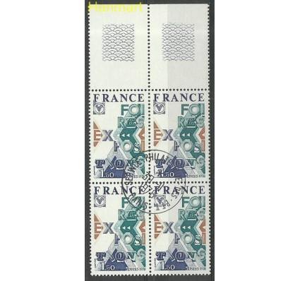 Znaczek Francja 1976 Mi marvie2000 Stemplowane