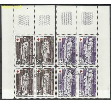 Francja 1976 Mi marvie2001-2002 Stemplowane
