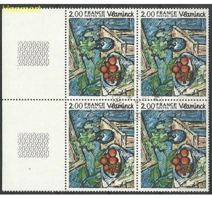 Znaczek Francja 1976 Mi marvie2005 Stemplowane