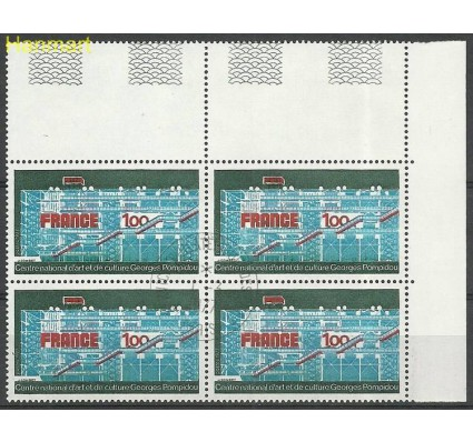 Francja 1977 Mi marvie2010b Stemplowane