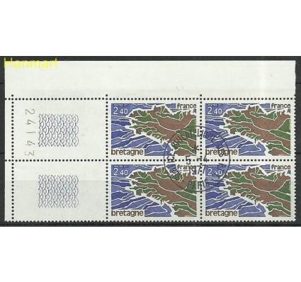 Znaczek Francja 1977 Mi marvie2014 Stemplowane