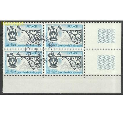 Znaczek Francja 1977 Mi marvie2017 Stemplowane