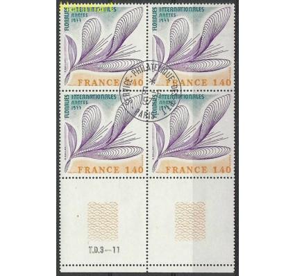 Francja 1977 Mi marvie2027 Stemplowane